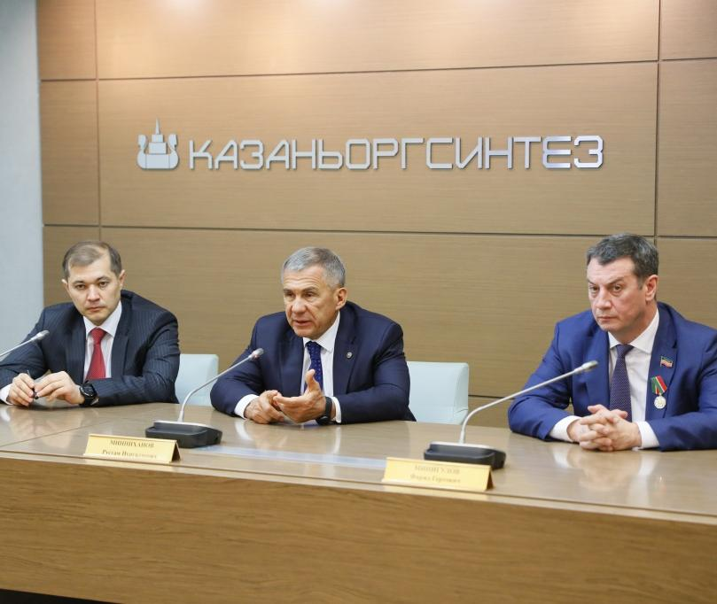 Kazanorgsintez ramped up profits and revenues with lower production output